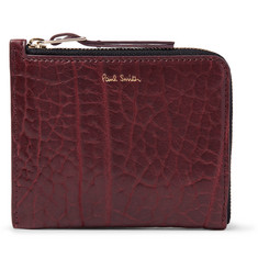 Paul Smith Grained-Leather Wallet