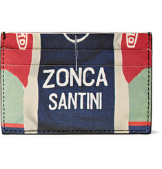 Paul Smith Zonca Santini Printed Leather Cardholder