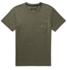 Rag & bone - Cotton-Jersey T-Shirt