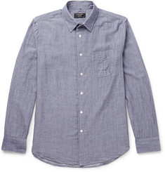 Rag & bone Double-Faced Cotton Shirt