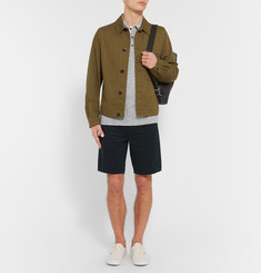 Rag & bone Washed Cotton-Twill Chino Shorts