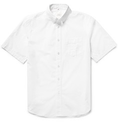 Rag & bone - Standard Issue Button-Down Collar Cotton Shirt