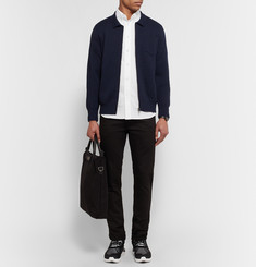Rag & bone Standard Issue Button-Down Collar Cotton Shirt