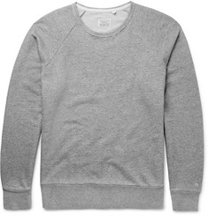 Rag & bone Loopback Cotton-Jersey Sweatshirt
