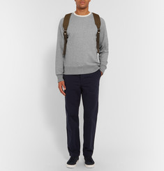 Rag & bone - Loopback Cotton-Jersey Sweatshirt