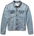 rag & bone - Standard Issue Washed-Denim Jacket