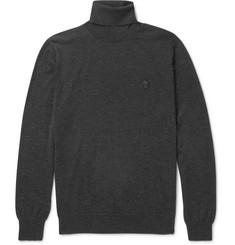 Alexander McQueen Wool Rollneck Sweater