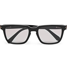 Brioni - Square-Frame Acetate Sunglasses