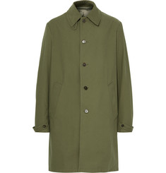 Maison Margiela Cotton-Blend Coat