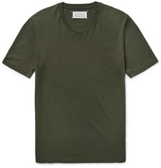 Maison Margiela Slim-Fit Cotton-Jersey T-Shirt