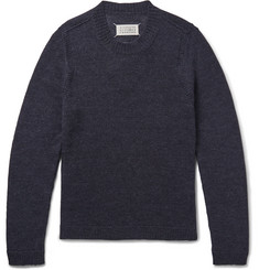 Maison Margiela Wool and Alpaca-Blend Sweater