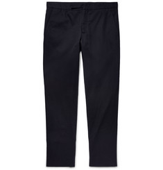 Maison Margiela - Slim-Fit Cotton and Linen-Blend Twill Chinos