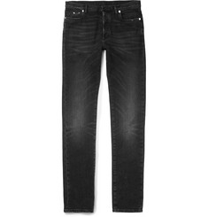 Maison Margiela Slim-Fit Washed Stretch-Denim Jeans