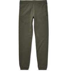 Maison Margiela Slim-Fit Loopback Cotton-Jersey Sweatpants
