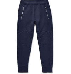 Neil Barrett - Slim-Fit Bonded Stretch-Jersey Sweatpants