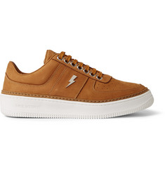 Neil Barrett City Nubuck Sneakers