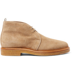 Officine Creative Harvard Suede Desert Boots