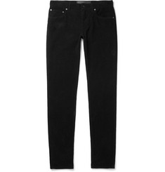 Dolce & Gabbana Slim-Fit Stretch-Cotton Corduroy Trousers