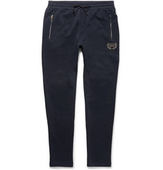 Dolce & Gabbana Slim-Fit Cotton-Jersey Sweatpants