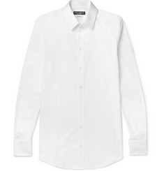 Dolce & Gabbana - Stretch-Cotton Shirt