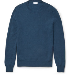 Brioni Slim-Fit Honeycomb-Knit Cashmere Sweater