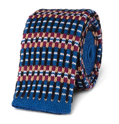Etro Knitted Wool Tie