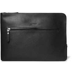 Lanvin - Full-Grain Leather Portfolio