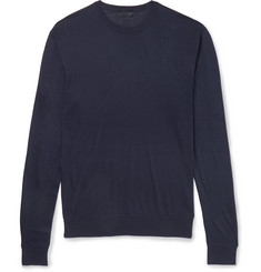 Lanvin Silk Sweater