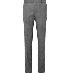 Paul Smith Soho Checked Wool Suit Trousers