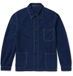 Paul Smith Textured-Denim Jacket
