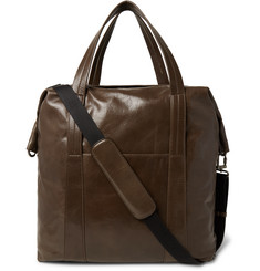 Maison Margiela - Grained-Leather Holdall