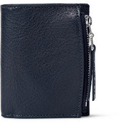Maison Margiela Grained-Leather Wallet