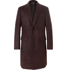 Ermenegildo Zegna Unstructured Double-Faced Alpaca-Blend Coat