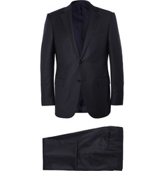 Ermenegildo Zegna Blue Slim-Fit Milano Trofeo Wool Suit