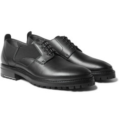 Lanvin - Elasticated Leather Derby Shoes