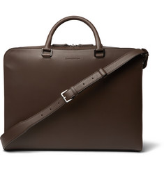 Ermenegildo Zegna Leather Briefcase