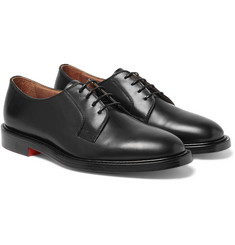 Paul Smith - Boyd Polished-Leather Derby Shoes