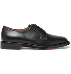 Paul Smith Boyd Polished-Leather Derby Shoes