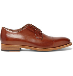 Paul Smith Shoes & Accessories Ernest Leather Derby Shoes