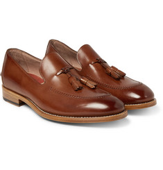 Paul Smith - Haring Polished-Leather Tassel Loafers