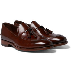 Paul Smith - Haring  Polished-Leather Tasselled Loafers