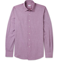 Incotex - Kurt Slim-Fit Cotton-Dobby Shirt