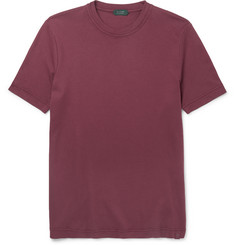 Incotex Pima Cotton-Jersey T-Shirt