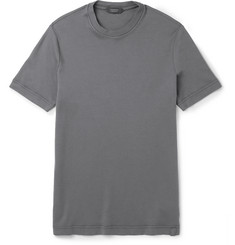 Incotex Cotton-Jersey T-Shirt
