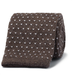 Canali - Knitted Wool Tie