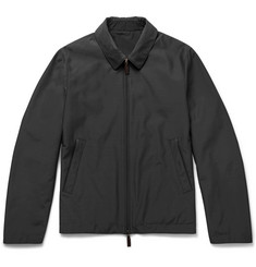Canali Reversible Shell Jacket