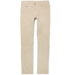 Canali - Slim-Fit Stretch-Denim Jeans