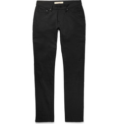 Burberry - Brit Slim-Fit Stretch-Denim Jeans