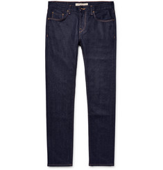 Burberry - Brit Slim-Fit Washed Stretch-Denim Jeans