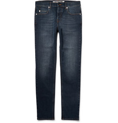 McQ Alexander McQueen Strummer 01 Slim-Fit Stretch-Denim Jeans